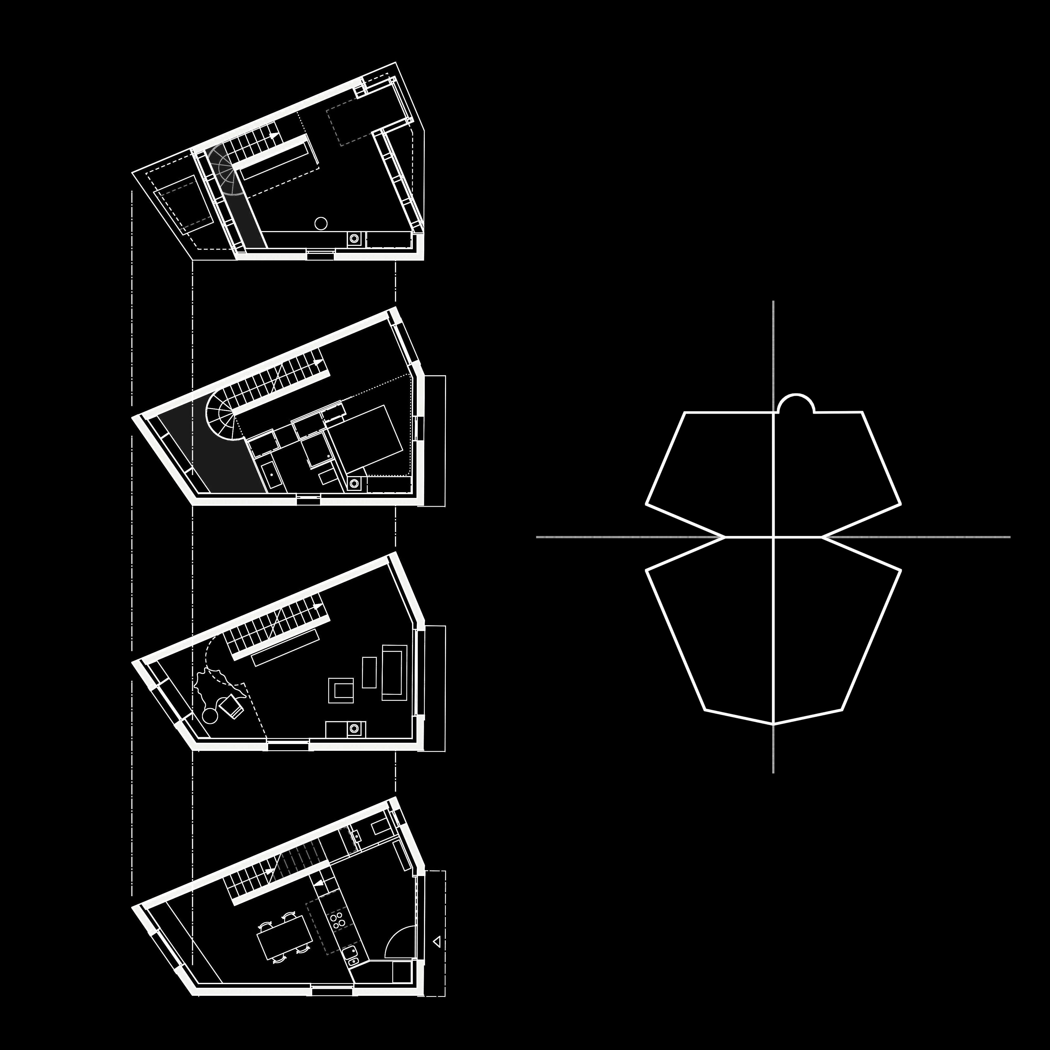 Grundrisse-Haus-Axo-umkehrung